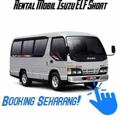 Rental Mobil Isuzu ELF Short Padang