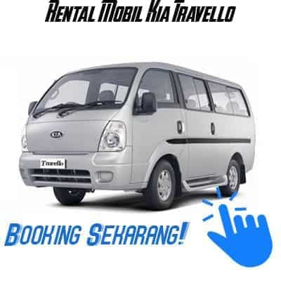 Rental Mobil Kia Travello Di Padang